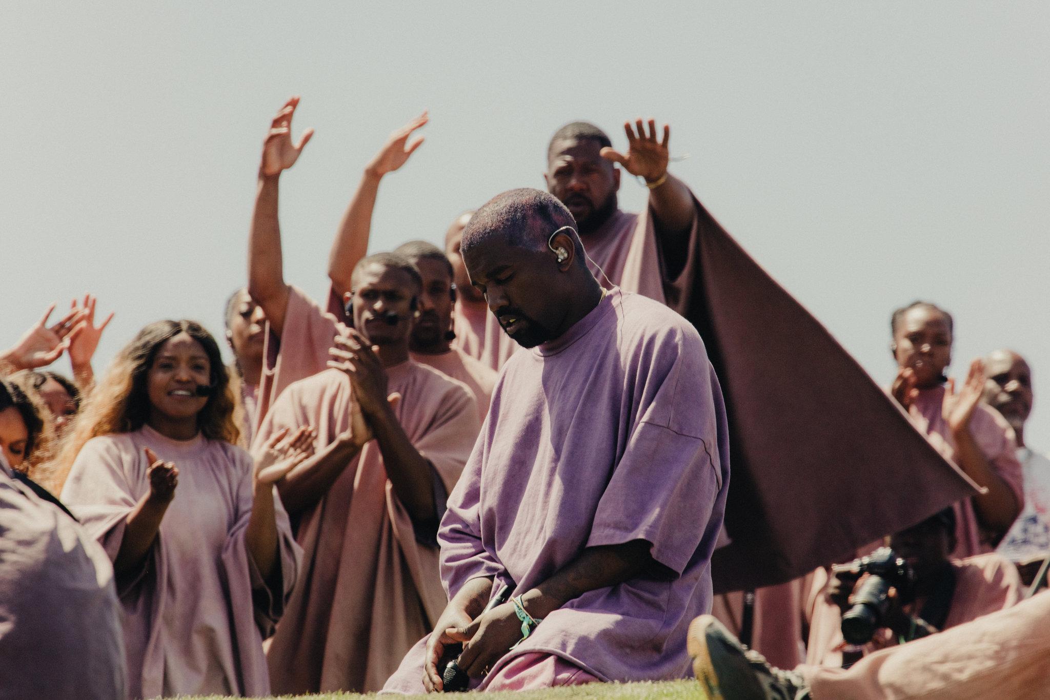 """""""Jesus Is King"""": Kanye West estrena el trailer de su esperada película"""