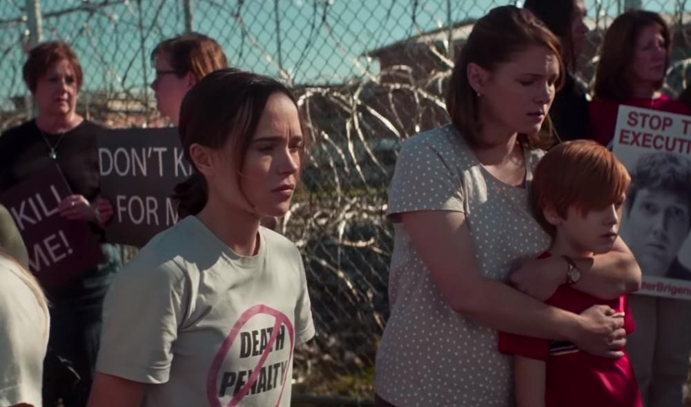 """""""My Days of Mercy"""": Ellen Page y Kate Mara se enamoran en este drama sobre la pena de muerte"""
