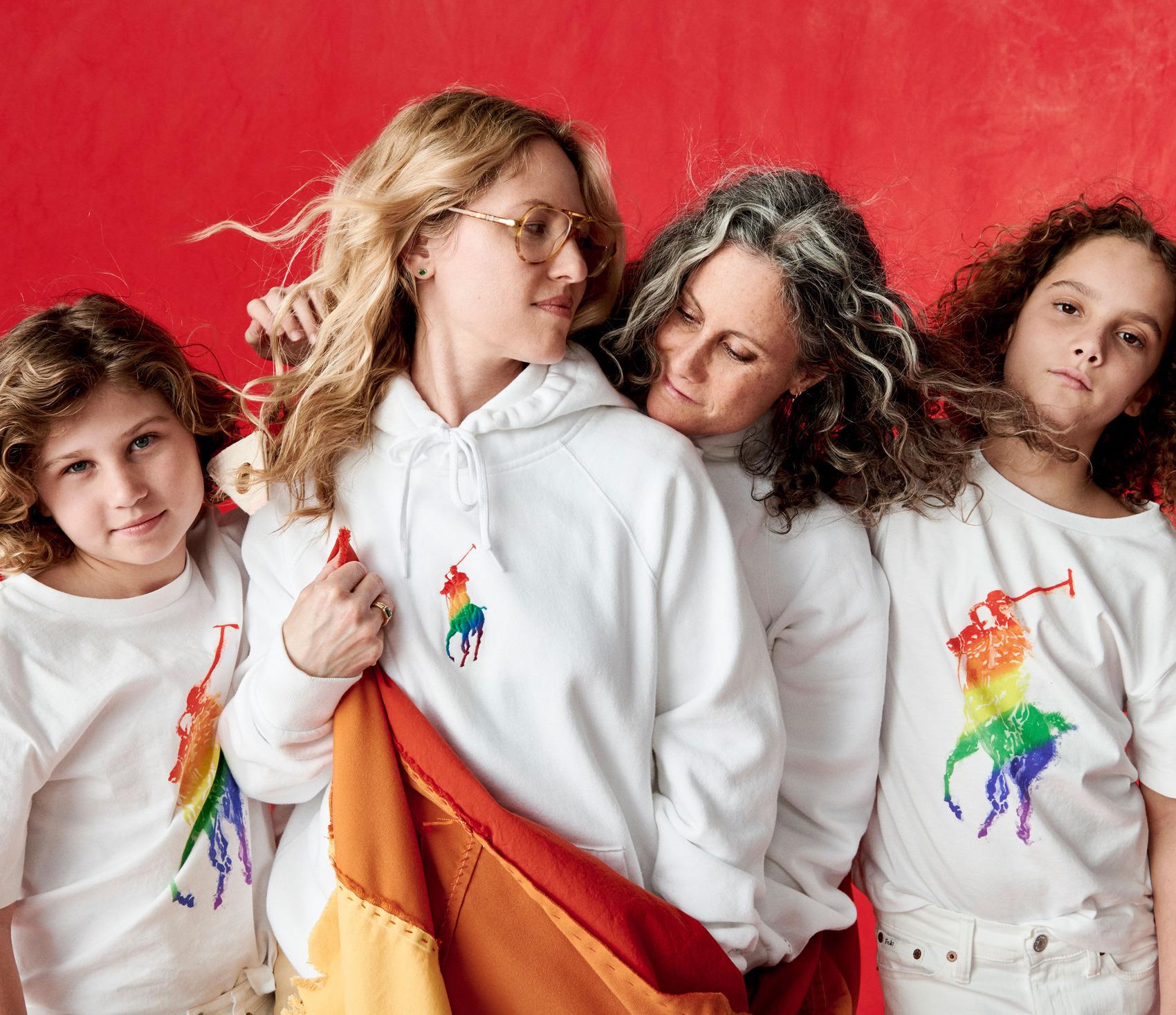 Colección Pride de Ralph Lauren. Fotografía: Ralph Lauren