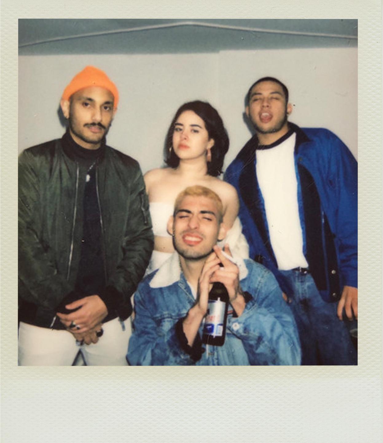 MOR.BO riot: Kiddie Gang, la banda de Monterrey que le pone nostalgia al trap y R&B mexicano