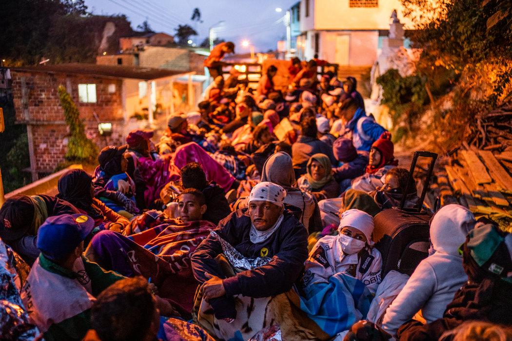 Venezuela supera a Siria y Afganistán en tendencia internacional de peticiones de refugio