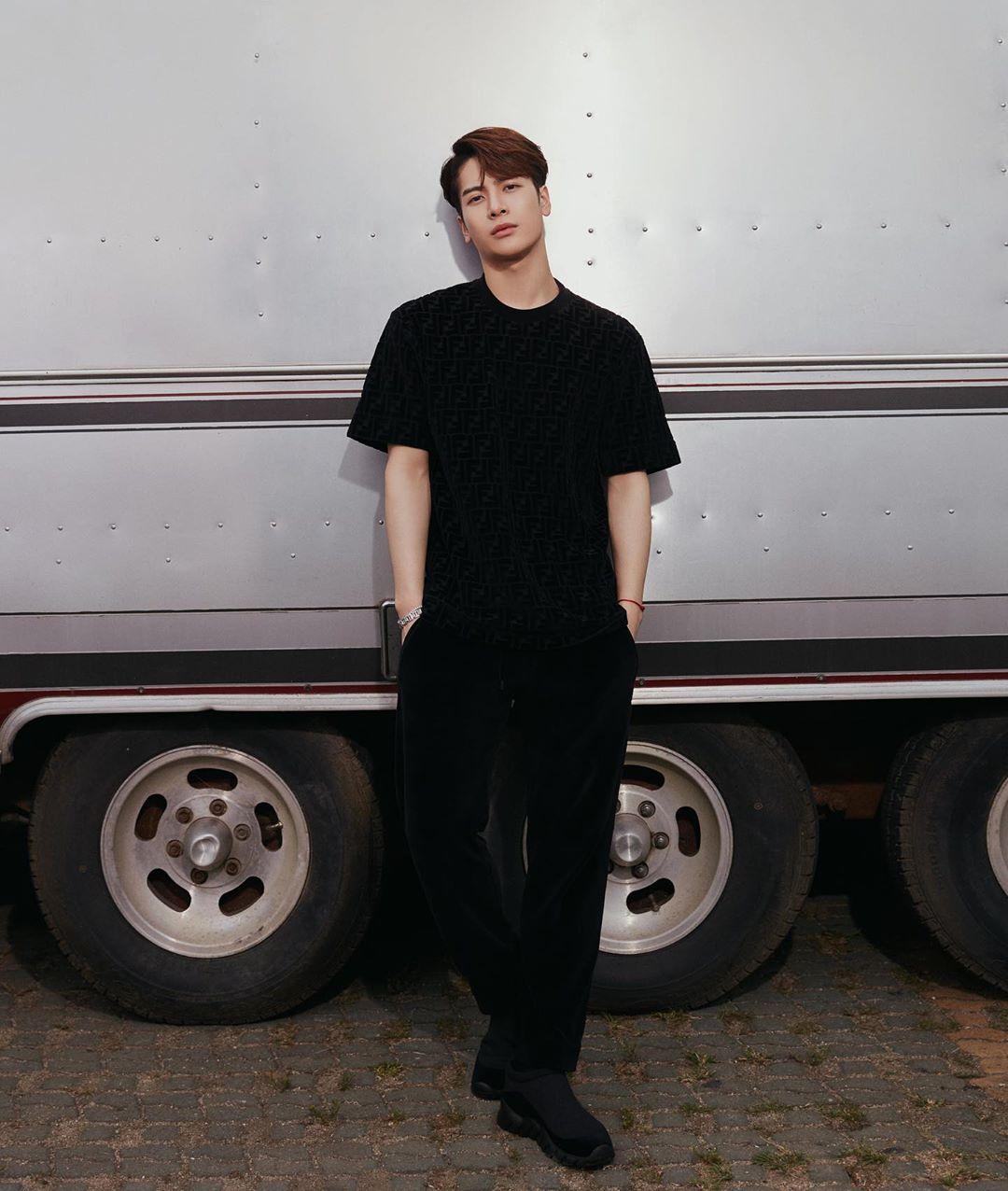 Fendi x Jackson Wang. Foto: Fendi/Press