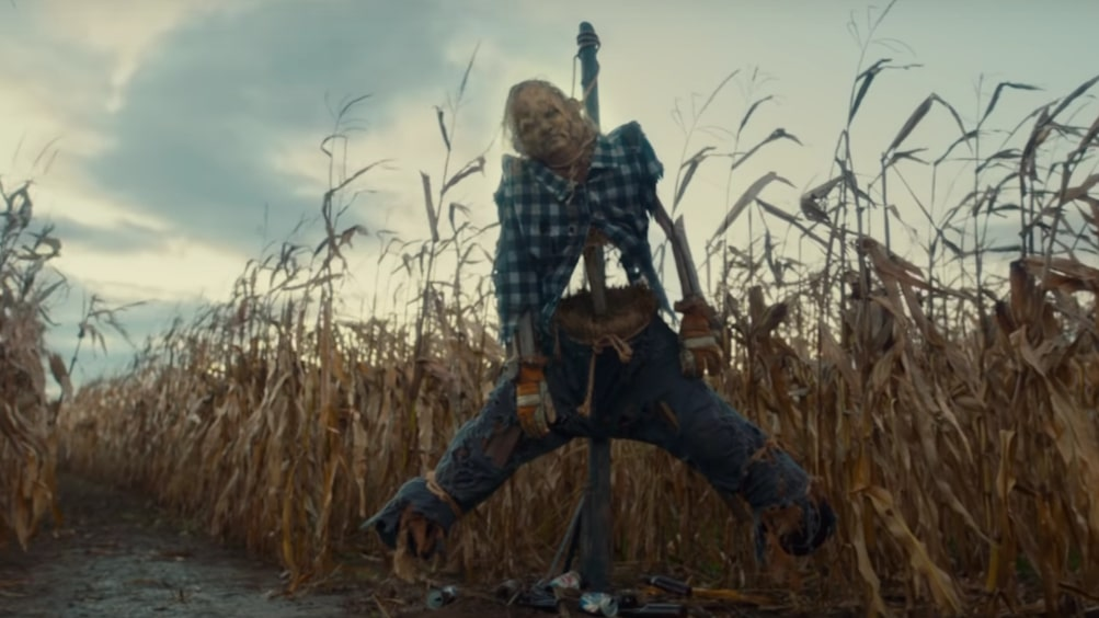 """""""Scary Stories To Tell In The Dark"""": The Jangly Man y Harold The Scarecrow dicen presente en el nuevo trailer"""
