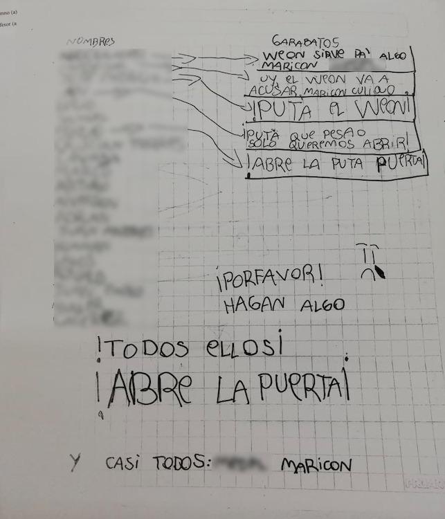 Chile: Sancionado colegio por episodios homofóbicos contra niño de sexto grado