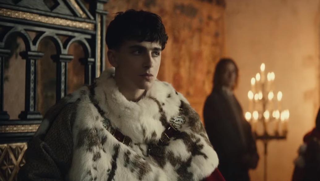 """The King"": Timothée Chalamet es Henry V en el nuevo drama histórico de Netflix"