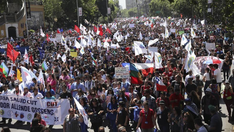Por qué no debes comparar la situación de Chile con lo que sucede en Ecuador, Venezuela o Barcelona