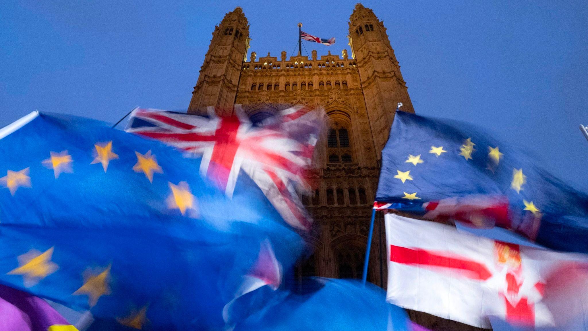 Brexit: Unión Europea extiende prórroga hasta enero del 2020