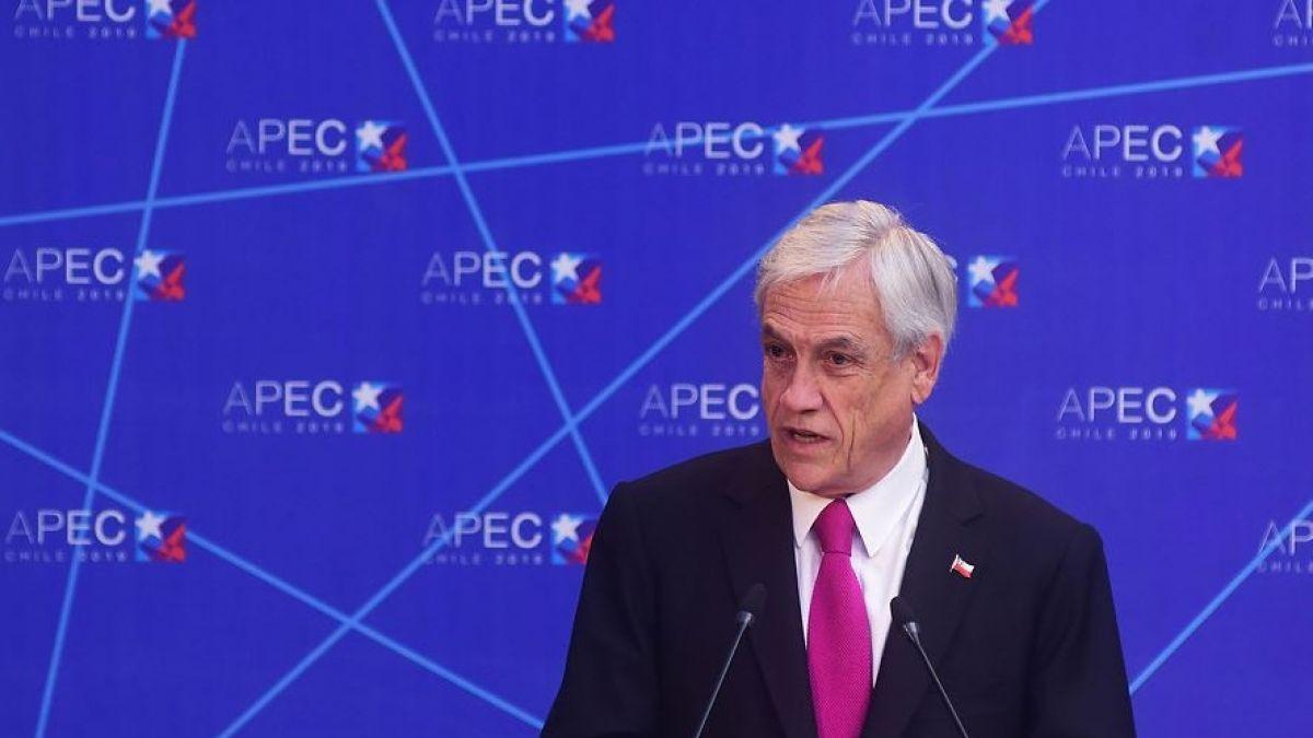 Gobierno de Chile cancela la cumbre de Apec y la reunión climática del Cop 25
