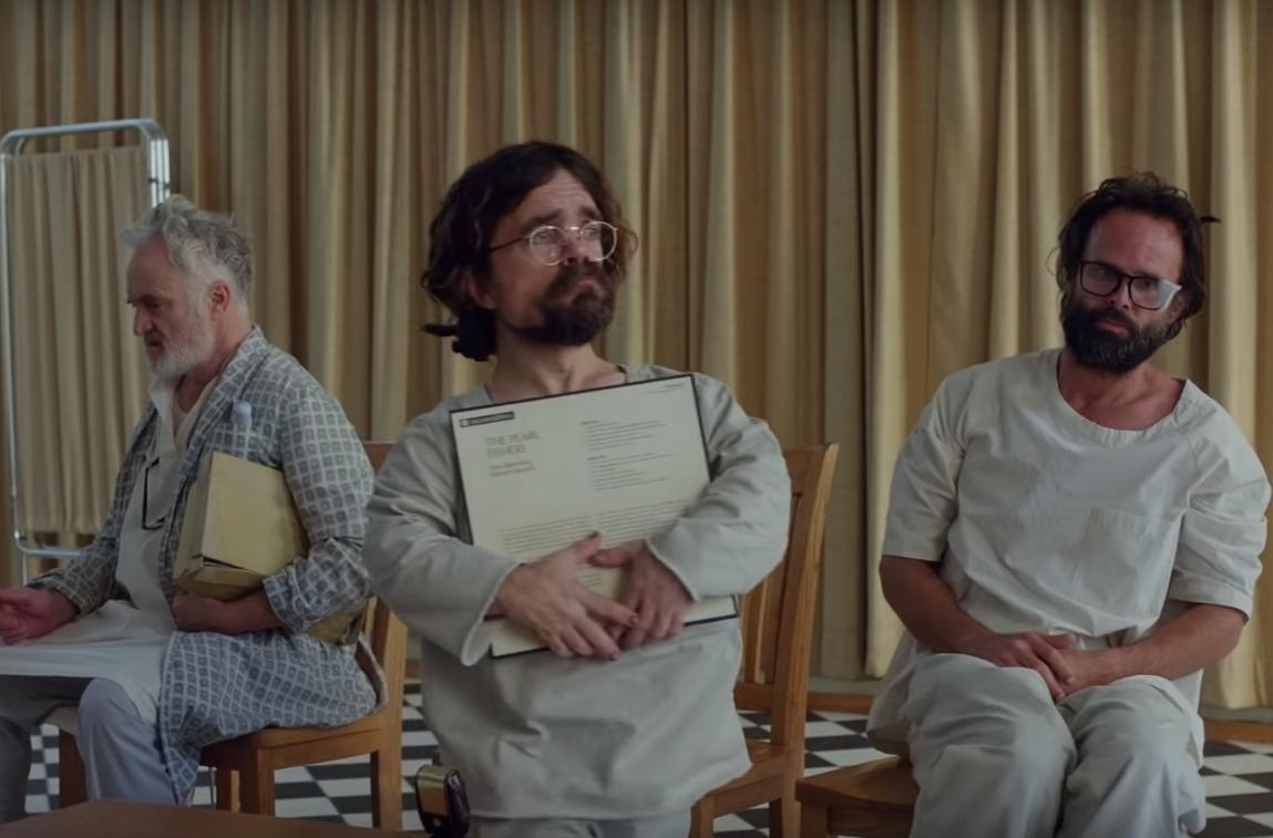 """""""Three Christs"""": Peter Dinklage y Walton Goggins creen ser Jesucristo en este drama psiquiátrico"""