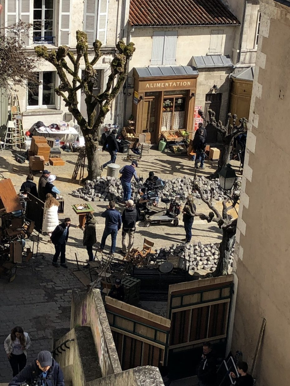 """""""The French Dispatch"""": Así se ven las imágenes tras cámaras del nuevo filme de Wes Anderson"""