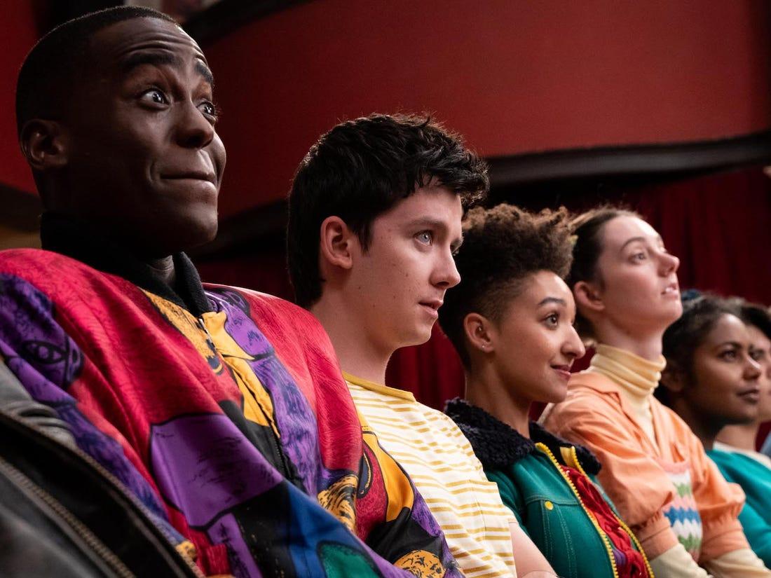 "Netflix renueva ""Sex Education"" para una tercera temporada"