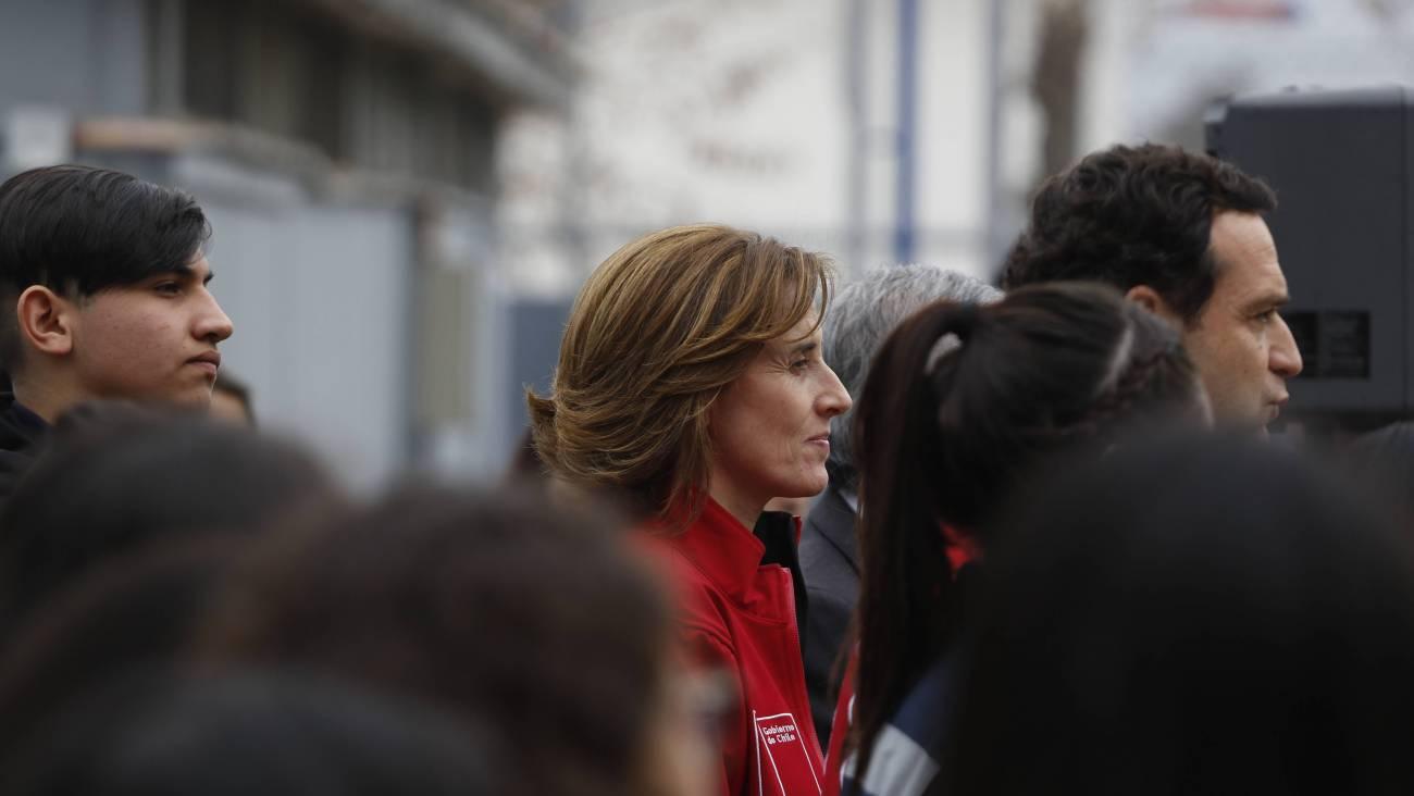 Chile: Renuncia la ministra de Educación, Marcela Cubillos
