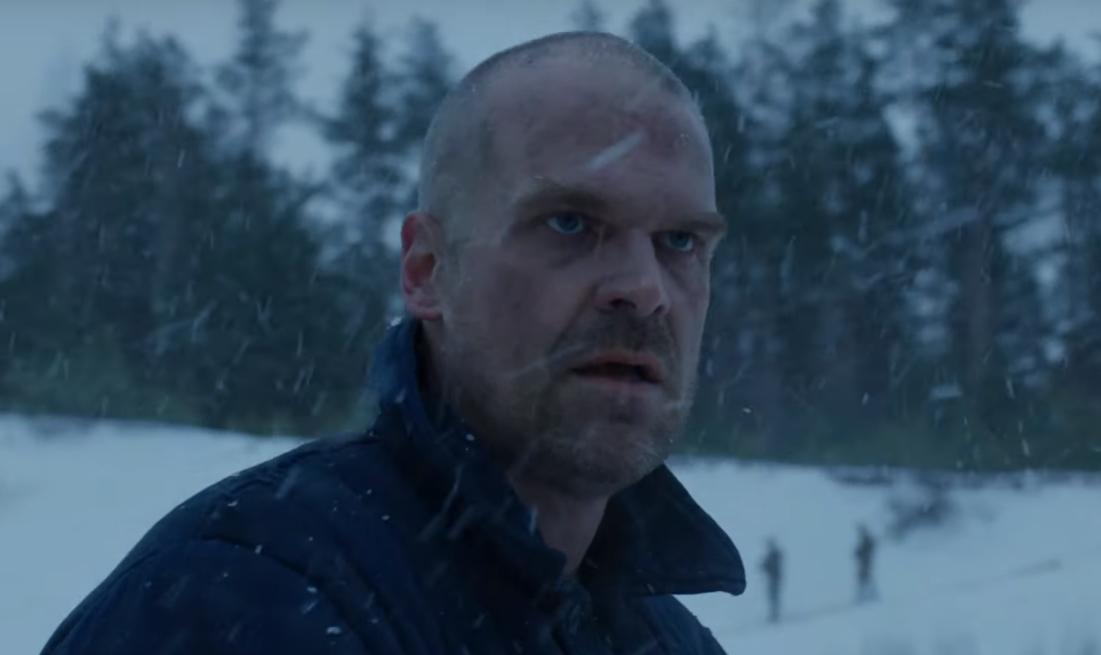 """""""Stranger Things"""": Hopper está vivo en el primer teaser de la cuarta temporada"""