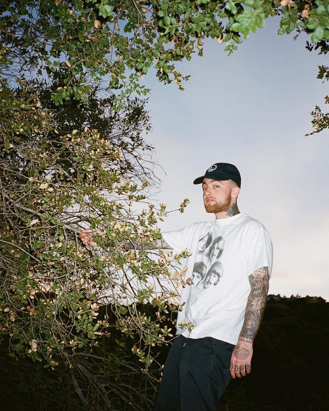 """""""Circles"""" de Mac Miller tendrá una edición deluxe con dos nuevas canciones"""
