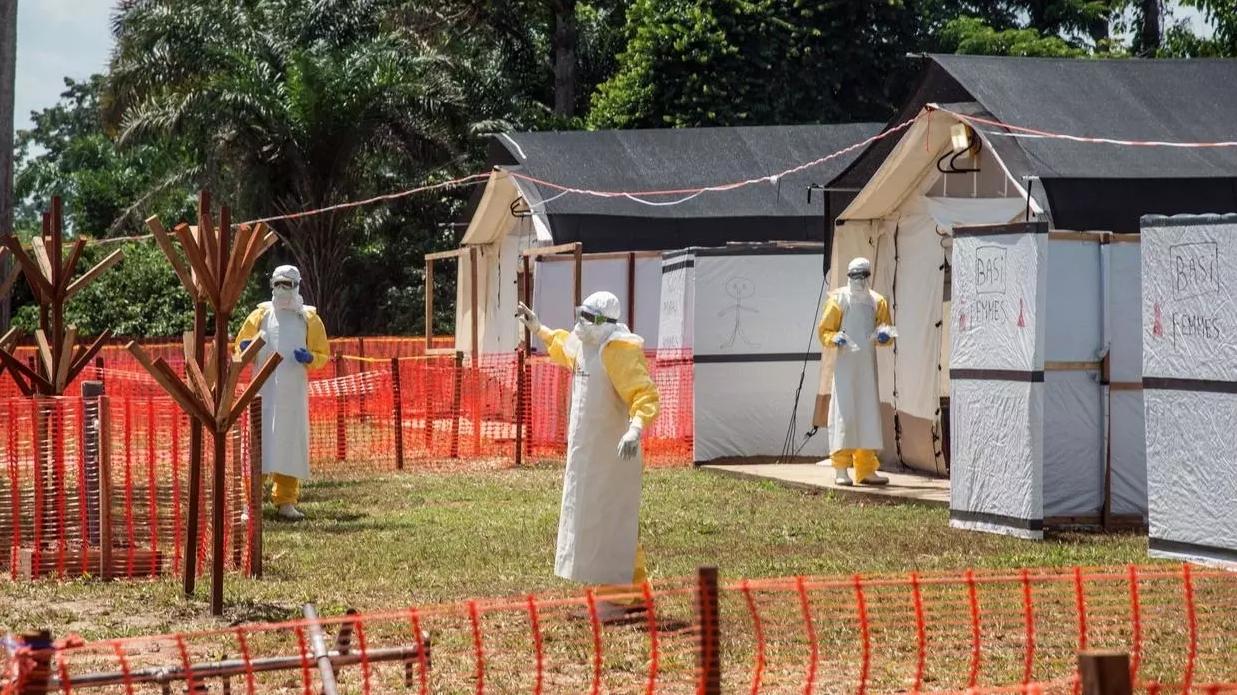 En medio de la pandemia por COVID-19, Congo vive un resurgimiento de Ébola