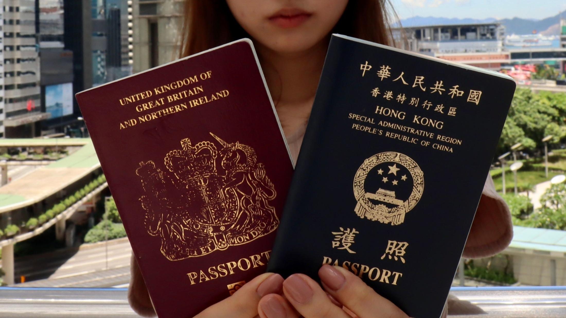 China buscará bloquear la oferta de ciudadanía del Reino Unido a los hongkoneses