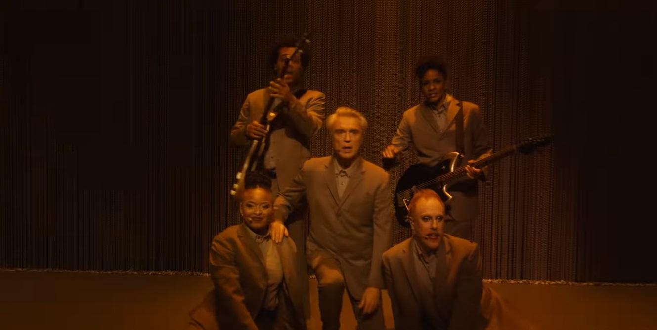 """""""American Utopia"""": David Byrne y Spike Lee unen fuerzas en una experiencia musical alucinante"""