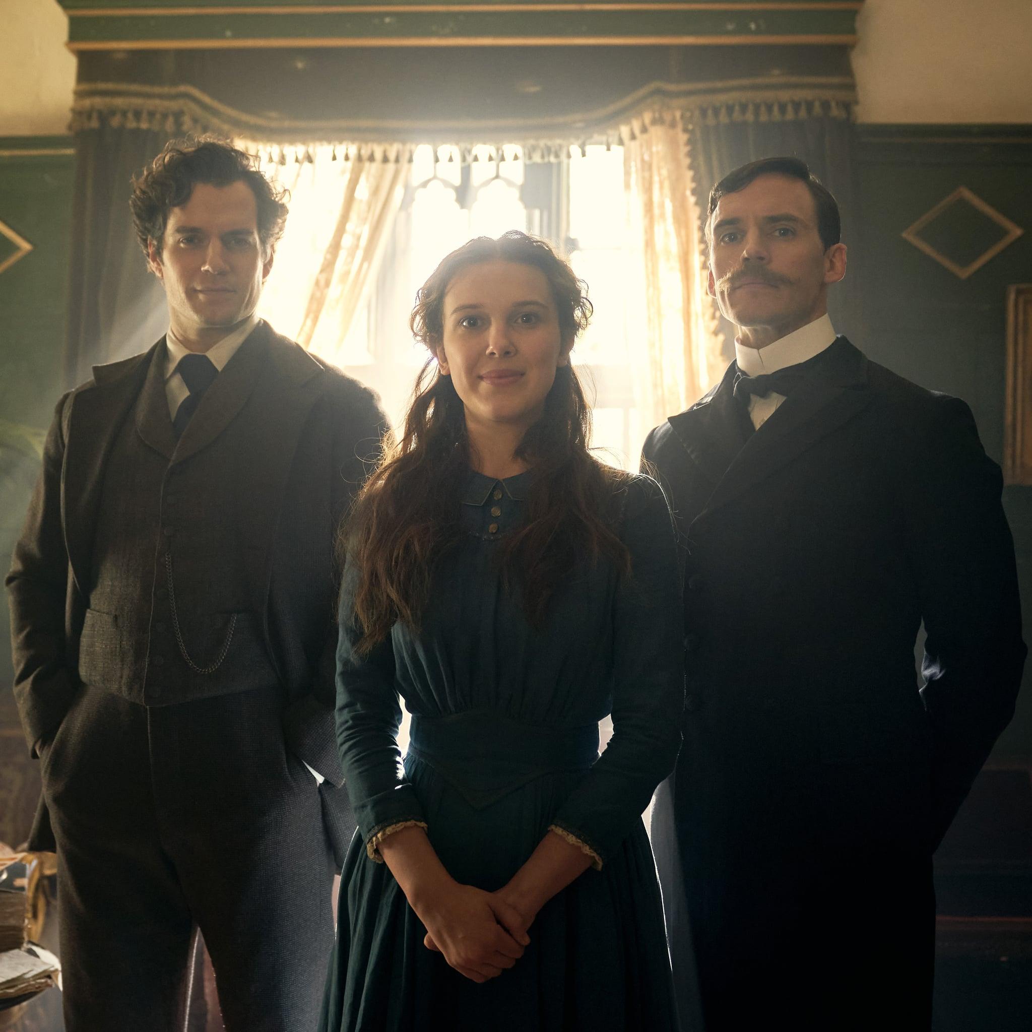 """""""Enola Holmes"""": Millie Bobby Brown será la curiosa hermana de Sherlock Holmes en esta aventura de Netflix"""