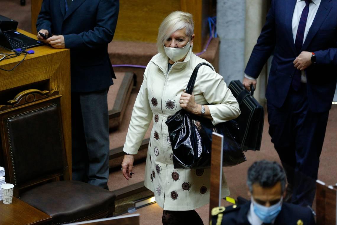 Chile: Senado rechaza acusación constitucional contra jueza Silvana Donoso, cuestionada por el caso Ámbar Cornejo