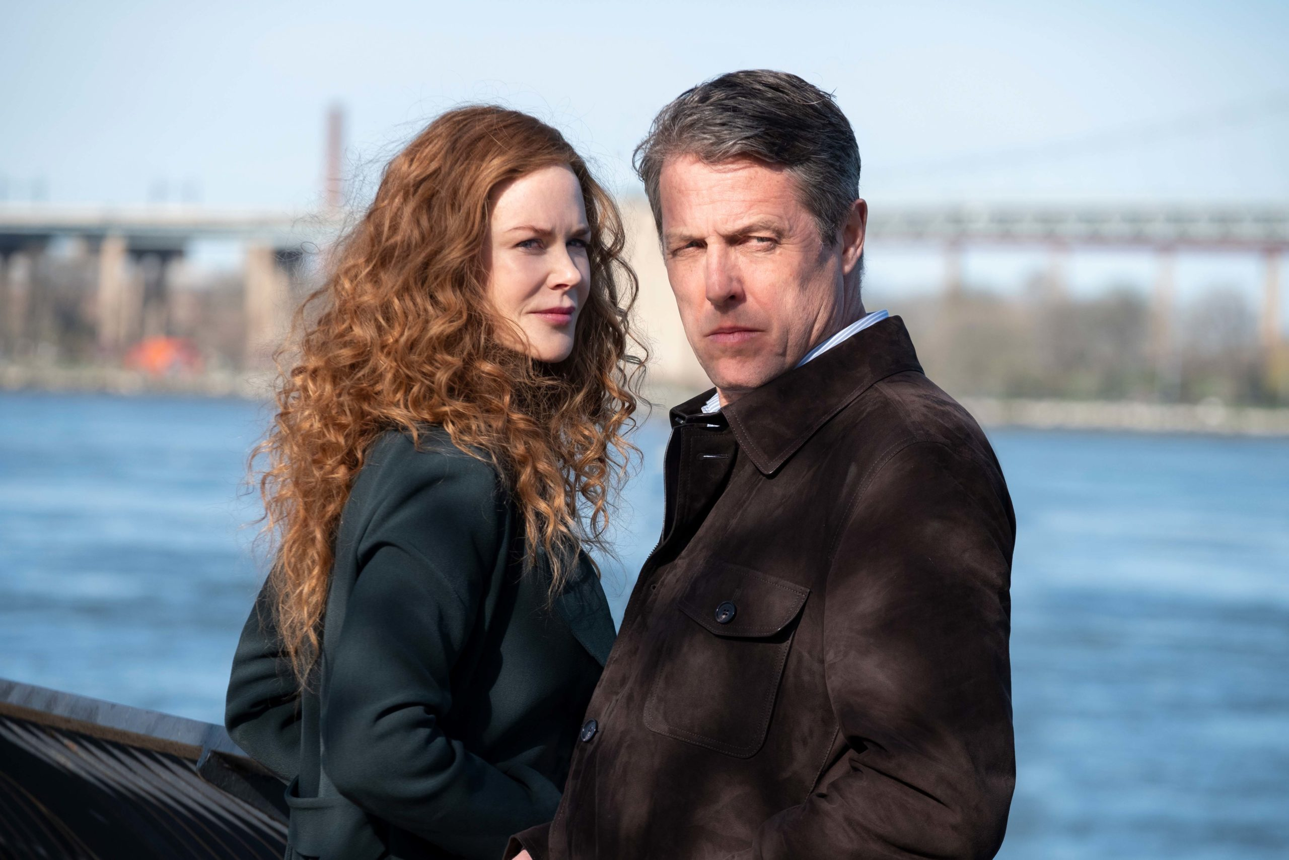 """""""The Undoing"""": Nicole Kidman y Hugh Grant verán su vida desmoronarse en la nueva miniserie de HBO"""