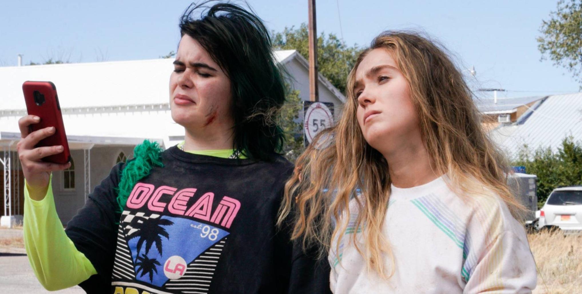 """""""Unpregnant"""": Haley Lu Richardson y Barbie Ferreira trabajarán su amistad a través de un aborto"""