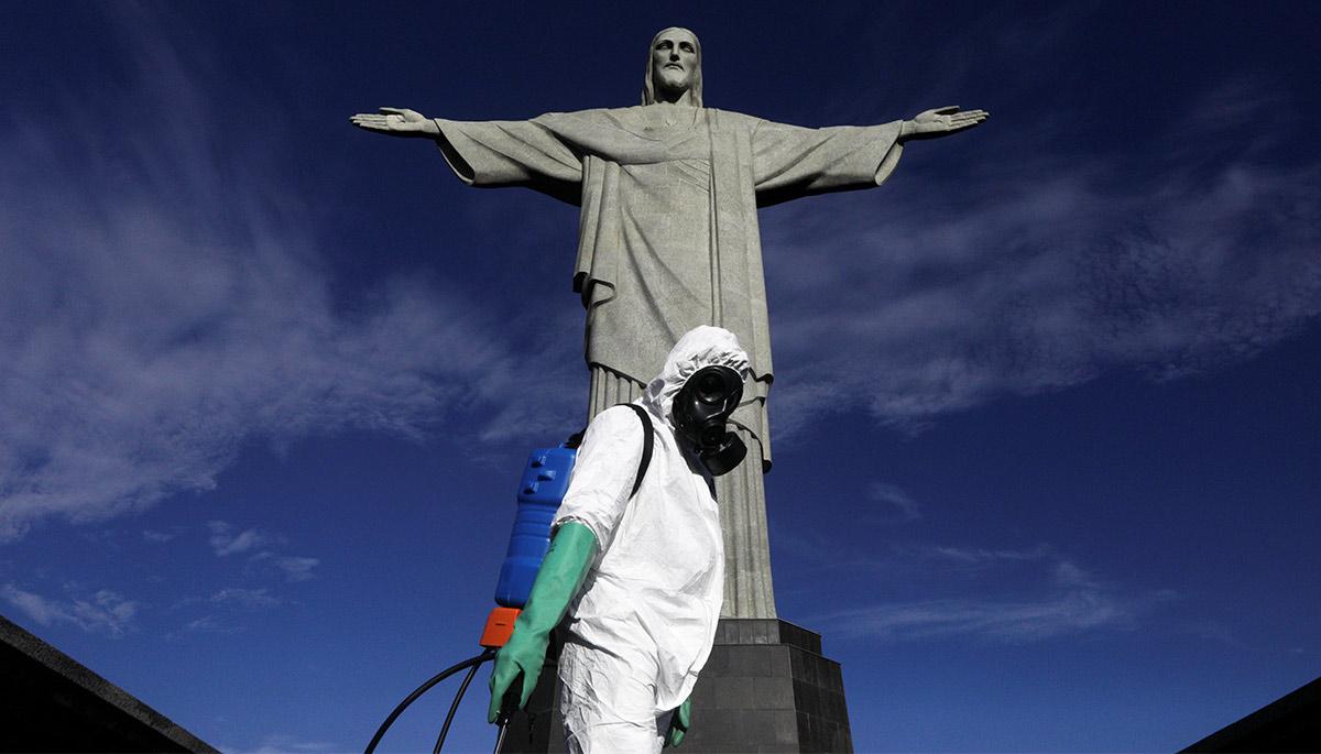 Coronavirus: Brasil superó los 5 millones de contagiados; Tribunal rechaza medidas de cierre en Madrid