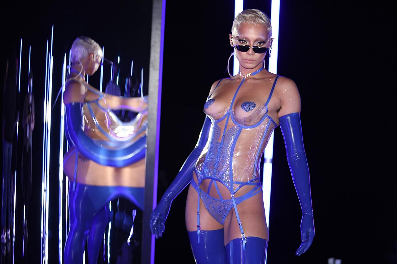 Rihanna's Savage x Fenty Show. Fotografía: Jerritt Clark/Getty Images para Fenty