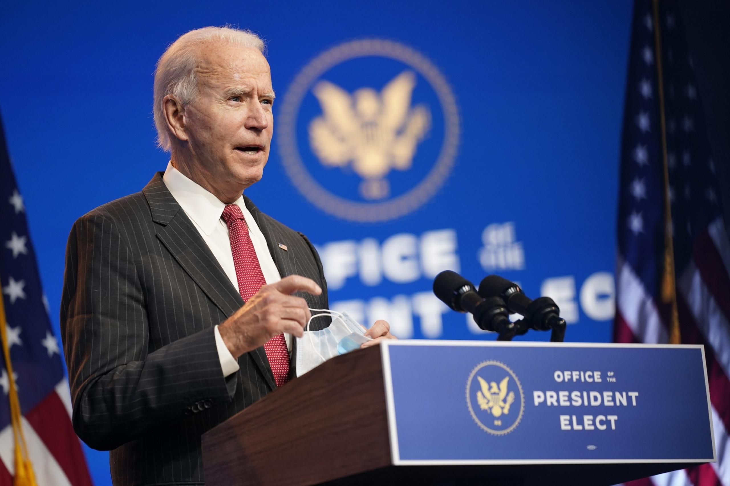 EE.UU.: Trump finalmente autoriza la transición de poderes a Biden, pero aún se niega a conceder