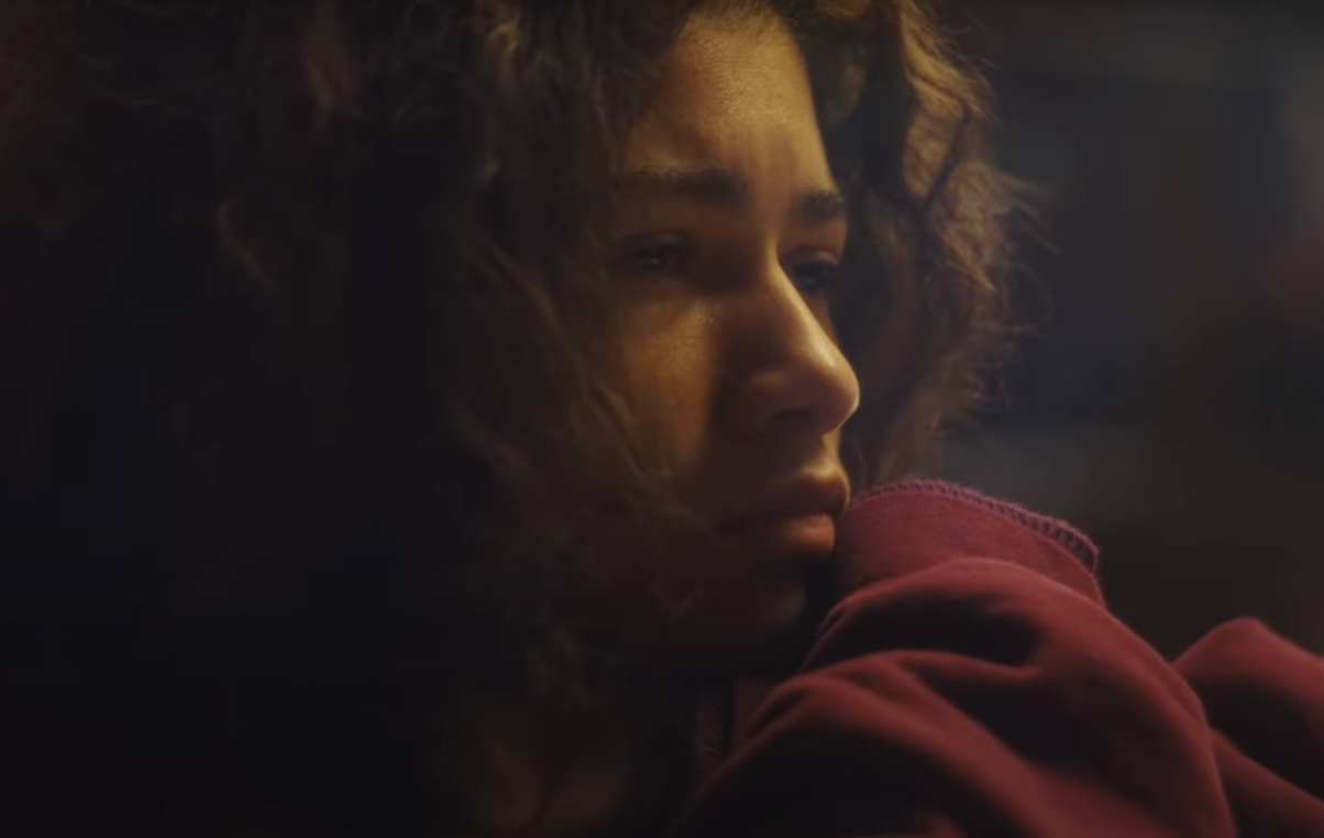 """""""Euphoria"""": El trailer de su próximo especial muestra a Rue lamentando la pérdida de Jules"""