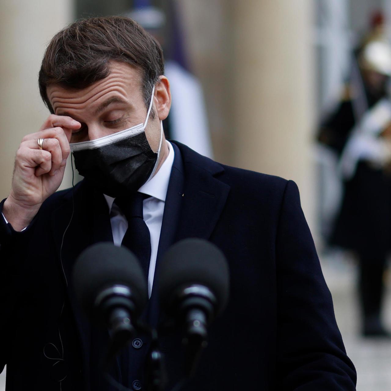 Coronavirus: Emmanuel Macron da positivo al COVID-19; EE.UU. rompe récords con 250.000 casos en un mismo día