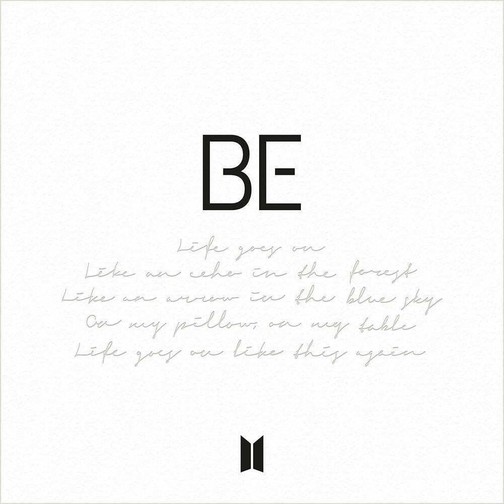 """Track by Track: BTS, """"BE"""""""