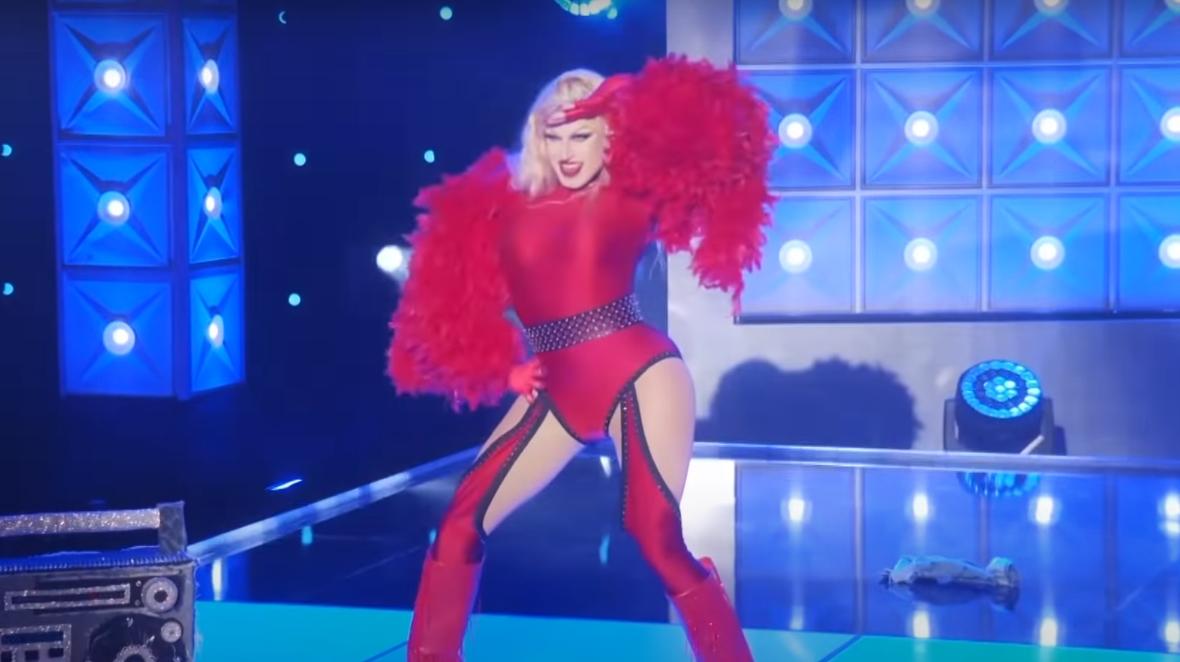 """""""RuPaul's Drag Race"""" adelanta el primer lipsync entre las queens de la  temporada 13"""