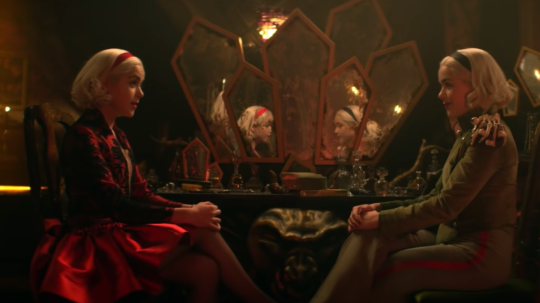 """Chilling Adventures of Sabrina"": Las brujas de Greendale buscarán evitar el apocalipsis en la temporada final"