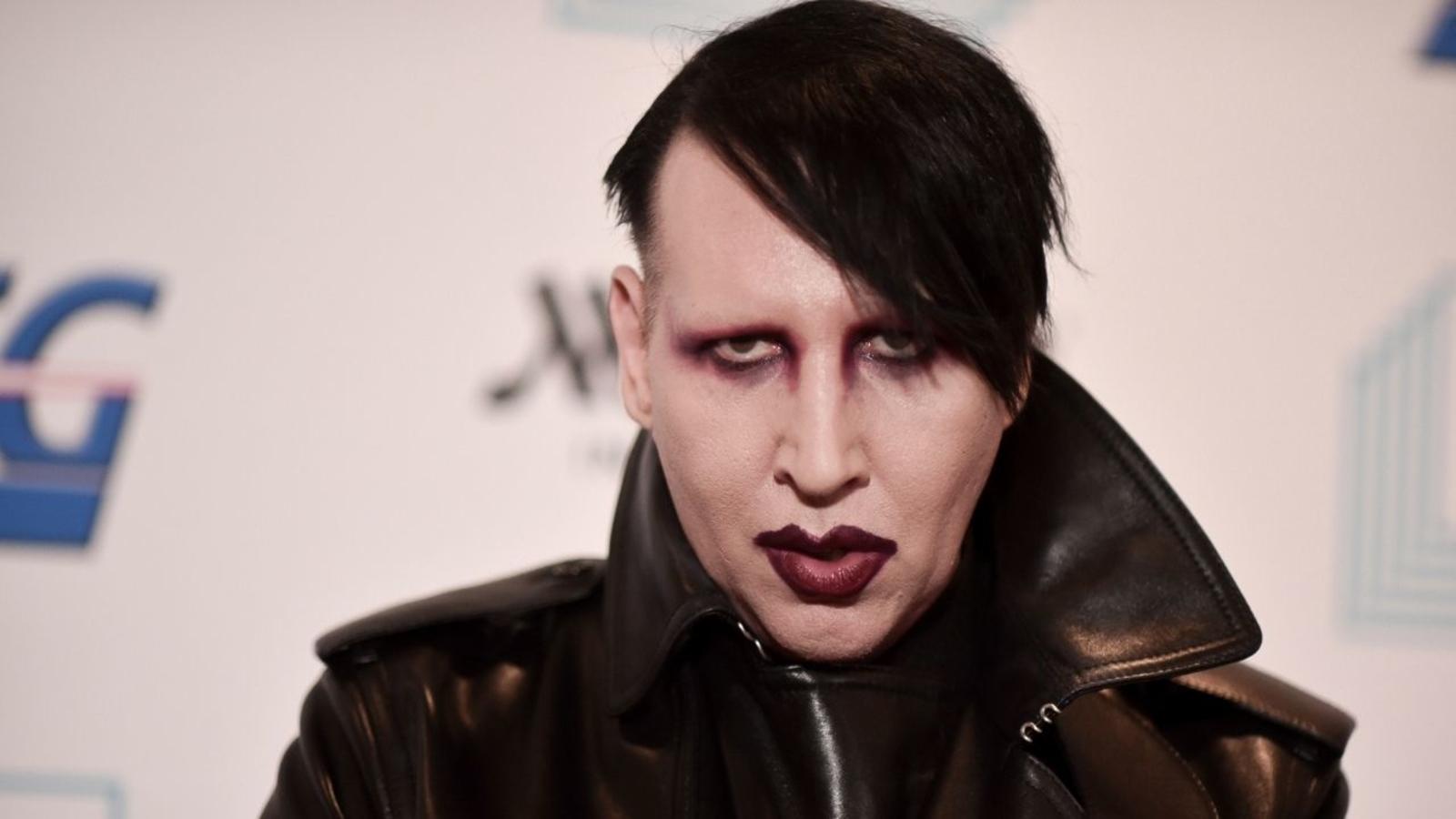 Marilyn Manson es investigado por la policía de Los Ángeles tras acusaciones de abuso