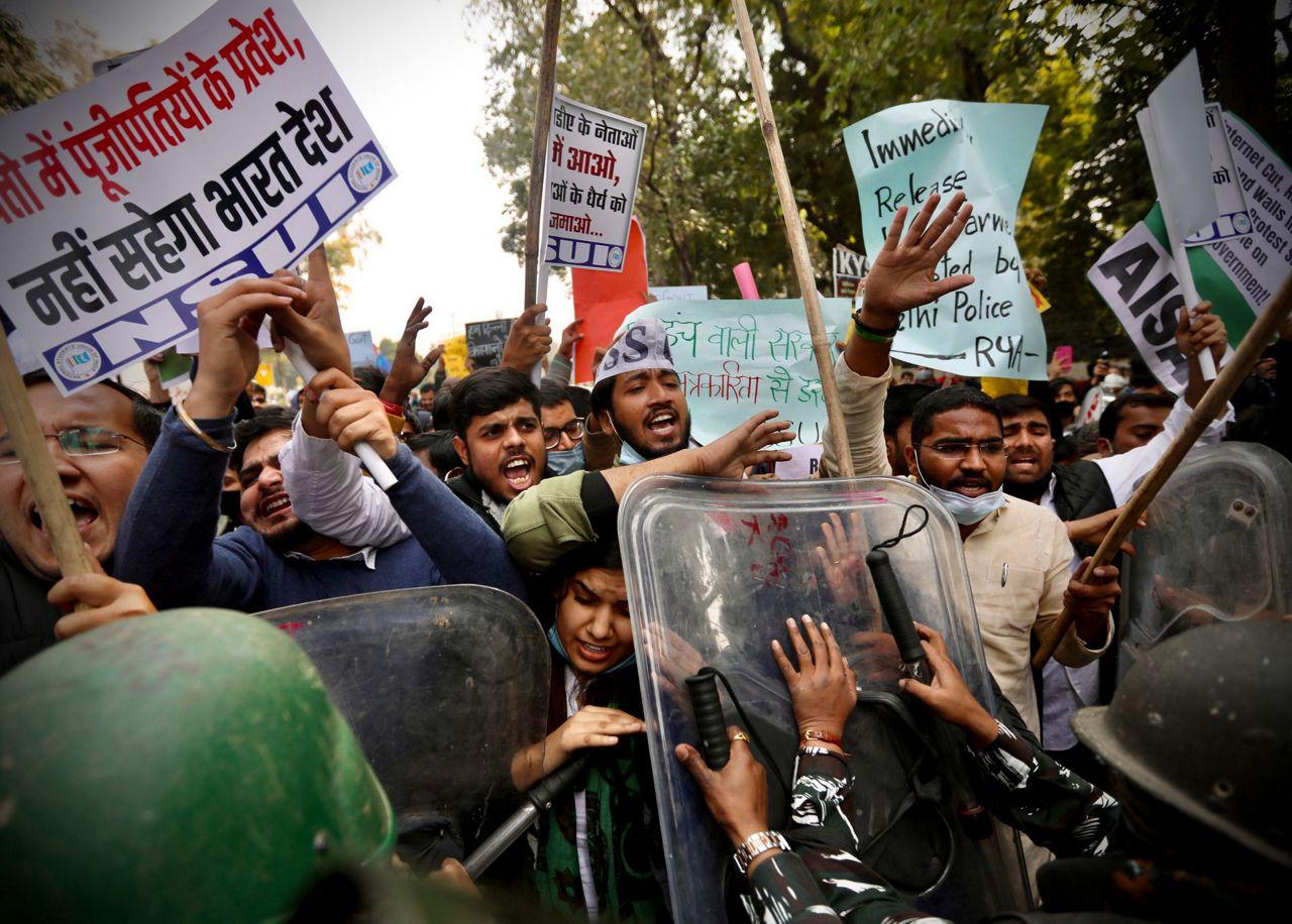 India: Te explicamos las históricas protestas de los agricultores, que cuentan con el apoyo de Greta Thunberg y Rihanna