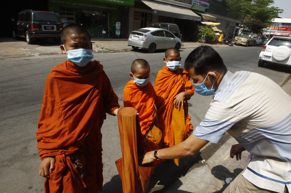 Coronavirus: Chile registra récord de contagios en ocho meses; Camboya registra su primer fallecido por la pandemia