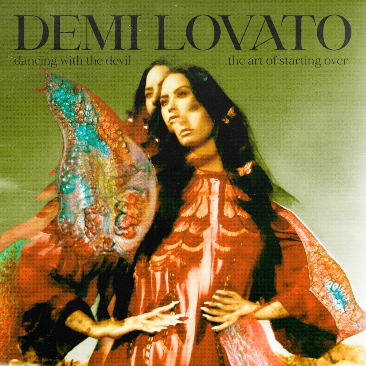 "Track by Track: Demi Lovato, ""Dancing With The Devil…The Art of Starting Over"""