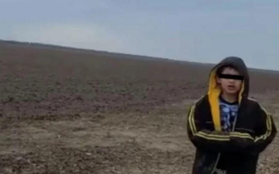 Esta es la historia de Wilton, el niño de 10 años del video viral en la frontera que fue secuestrado por un cartel