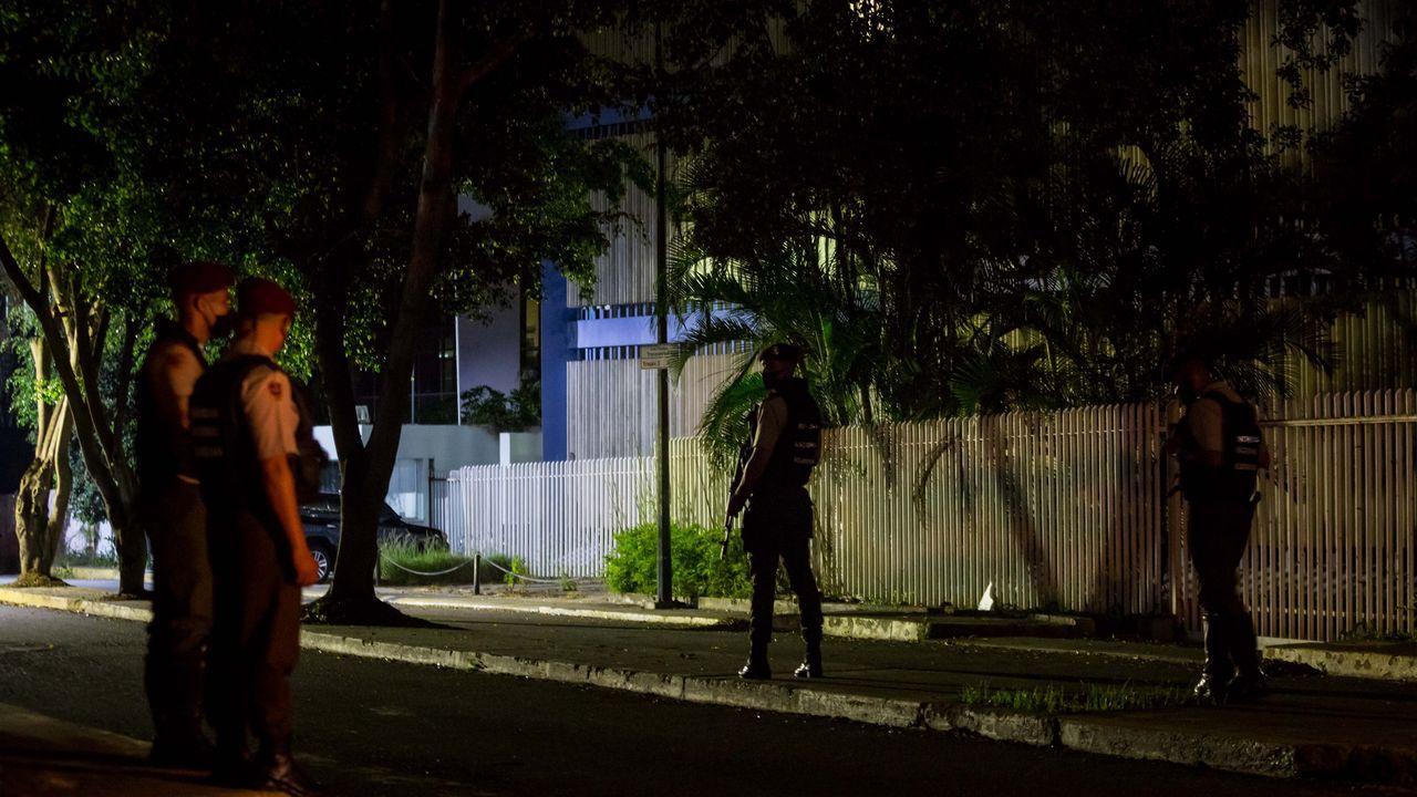 Venezuela: Número dos del chavismo se adueña del edificio sede del diario El Nacional