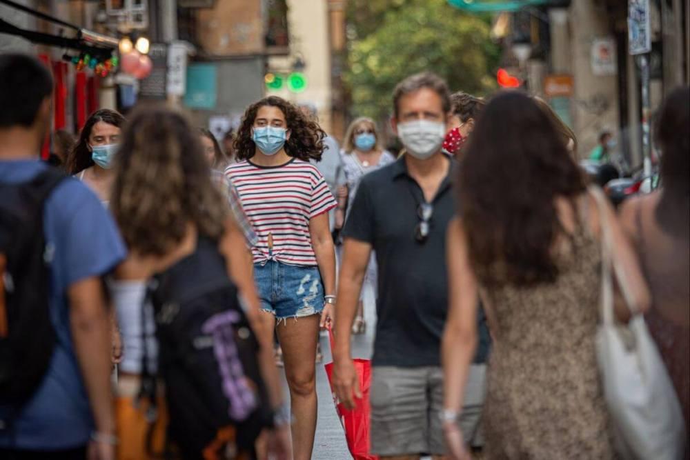 España elimina las mascarillas obligatorias en exteriores el 26 de junio