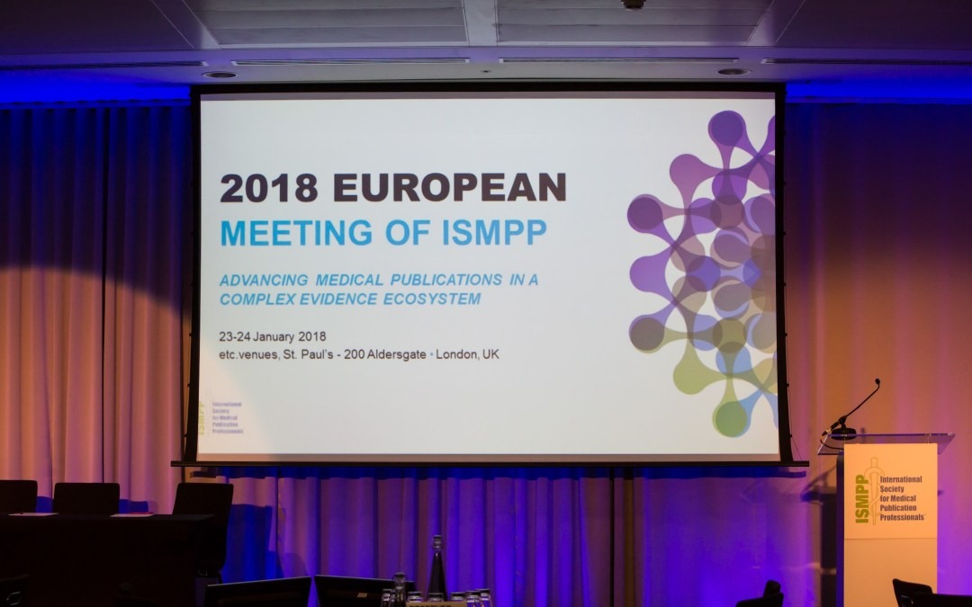 2018 European Meeting of ISMPP Sets New Record with Broad Attendance