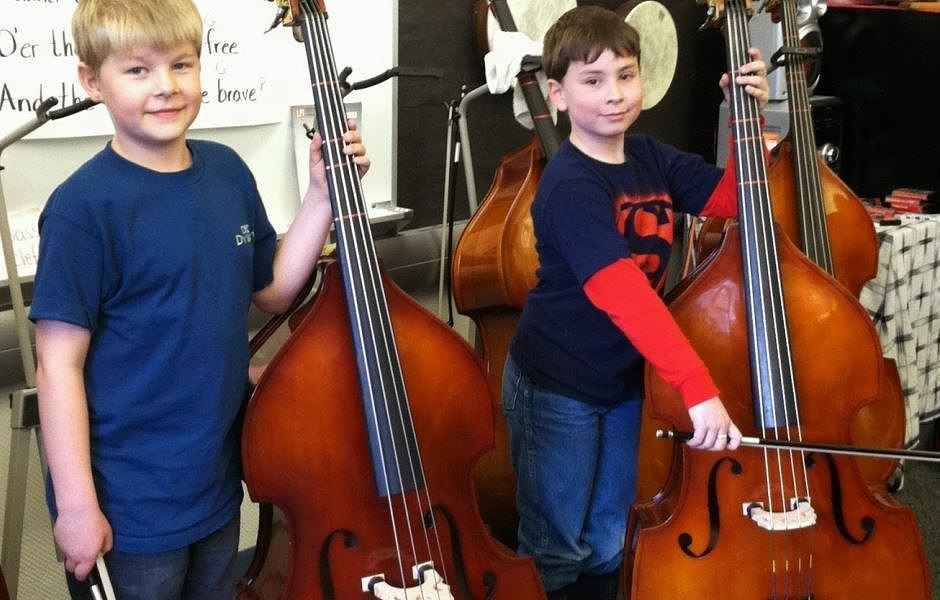 Double Bass Classes at International School of Music in Rockville and Chevy Chase