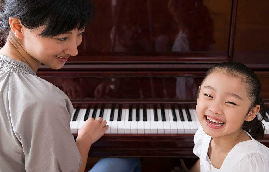 Piano Instruction at INternational School of Music in Potomac, Rockville and Chevy Chase