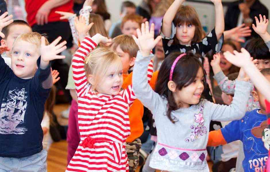 Preschool Glee Cubs Classes at the International School of Music in Bethesda and Potomac