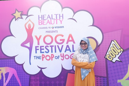 yoga festival 2018
