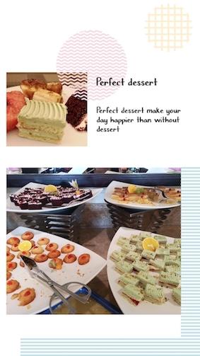 menu dessert movenpick mekah