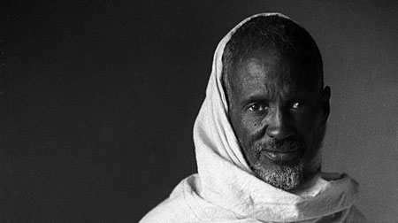 Eritrean refugee in Sudanese camp, Khashm el Girba / photo: daveblume/flickr