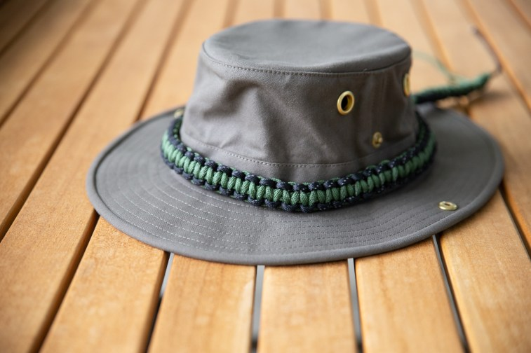 Tilley Hat T3 mit Paracord Hutband
