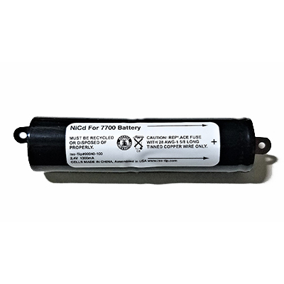 7733 Replacement Soldering Iron Battery