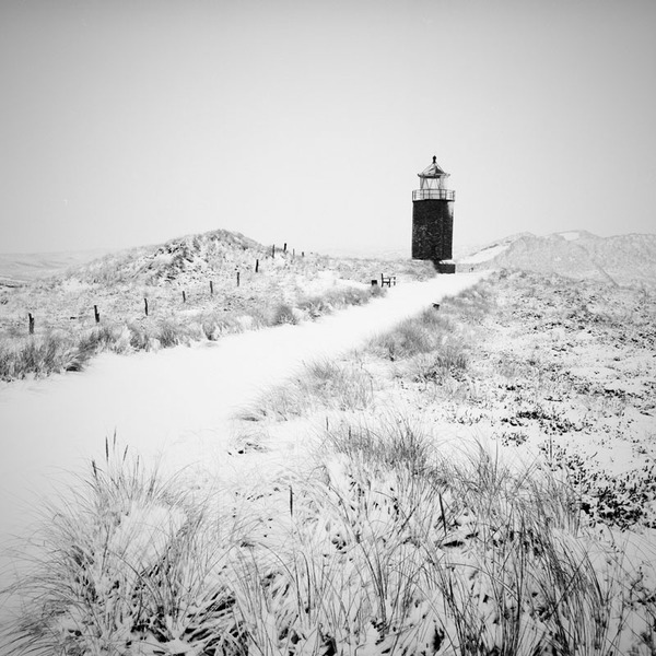 Sylt - a gallery of black and white coastal landscapes by Michael Schlegel